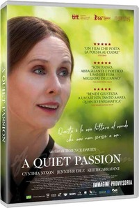 Cover Dvd A Quiet Passion (DVD)