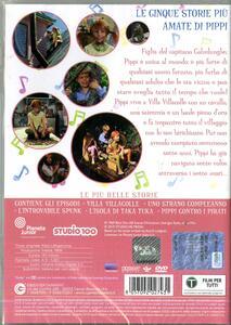 Pippi. Le più belle avventure (DVD) di Olle Hellbom - DVD - 2