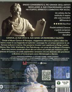 Canova (Blu-ray) di Francesco Invernizzi - Blu-ray - 2
