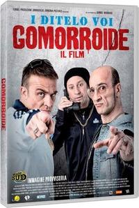 Cover Dvd Gomorroide (DVD)
