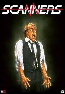 Scanners (Blu-ray) di David Cronenberg - Blu-ray