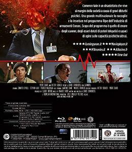 Scanners (Blu-ray) di David Cronenberg - Blu-ray - 2