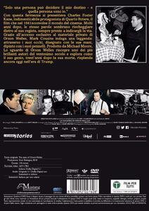 Lo sguardo di Orson Welles (DVD) di Mark Cousins - DVD - 2