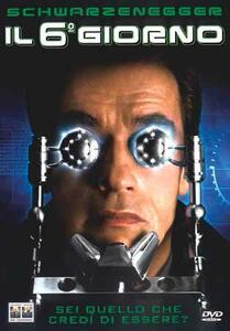 Il sesto giorno (Blu-ray) di Roger Spottiswoode - Blu-ray