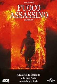 Fuoco assassino (Blu-ray) di Ron Howard - Blu-ray