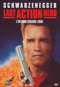 Last Action Hero (DVD) di John McTiernan - DVD