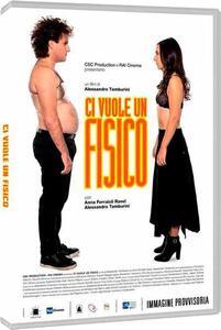 Ci vuole un fisico (DVD) di Alessandro Tamburini - DVD