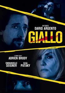 Giallo (DVD) di Dario Argento - DVD