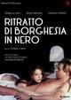 Cover Dvd DVD Ritratto di borghesia in nero