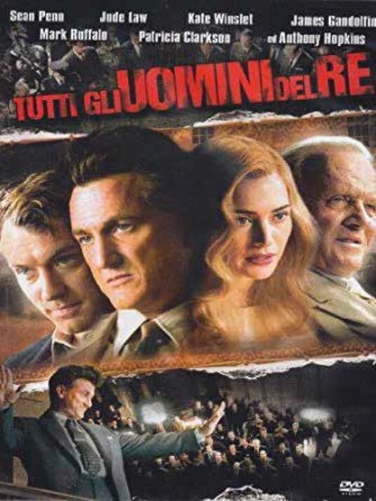 Tutti gli uomini del re (DVD) di Steven Zaillian - DVD