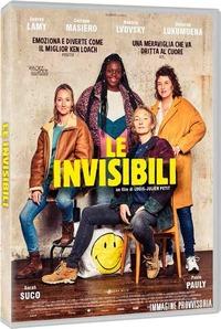 Cover Dvd Le invisibili (DVD)