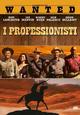 Cover Dvd DVD I professionisti