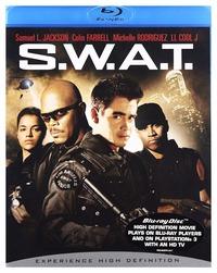 Cover Dvd SWAT. Squadra speciale anticrimine (Blu-ray)