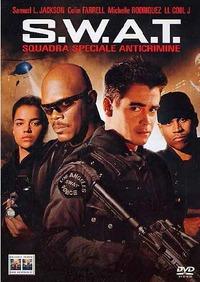 Cover Dvd SWAT. Squadra speciale anticrimine (DVD)
