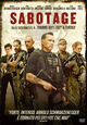 Cover Dvd DVD Sabotage