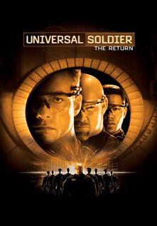 Universal Soldier. The Return (Blu-ray) di Mic Rodgers - Blu-ray