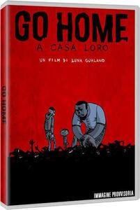 Go Home (DVD) di Luna Gualano - DVD