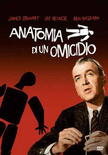 Anatomia di un omicidio (DVD) di Otto Preminger - DVD