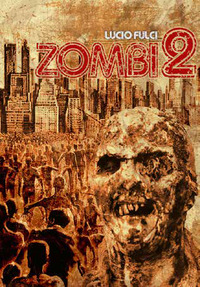Cover Dvd Zombi 2 (Blu-ray)
