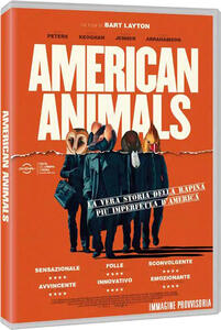 American Animals (Blu-ray) di Bart Layton - Blu-ray