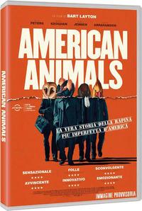 Cover Dvd American Animals (Blu-ray)
