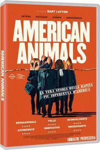 American Animals (DVD) di Bart Layton - DVD