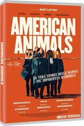 Copertina  American animals [DVD]