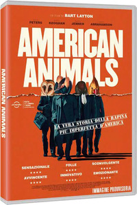 Cover Dvd American Animals (DVD)