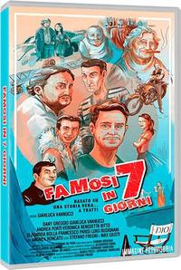 Cover Dvd Famosi in sette giorni (DVD)