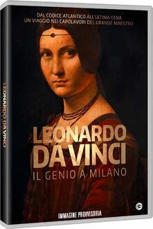 Leonardo da Vinci (DVD) di Nico Malaspina,Luca Lucini - DVD