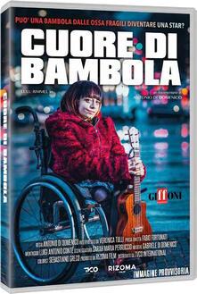 Cuore di bambola (DVD) di Antonio Di Domenico - DVD