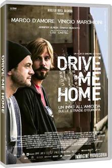 Drive Me Home (DVD) di Simone Catania - DVD