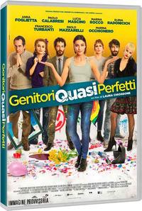Cover Dvd Genitori quasi perfetti (Blu-ray)