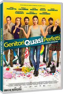 Genitori quasi perfetti (Blu-ray) di Laura Chiossone - Blu-ray