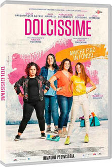 Dolcissime (DVD) di Francesco Ghiaccio - DVD