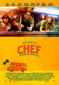 Cover Dvd Chef. La ricetta perfetta (Blu-ray)