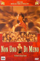 Cover Dvd Non uno di meno