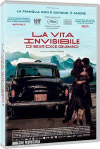 Cover Dvd La vita invisibile Eurídice Gusmão (DVD)