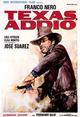 Cover Dvd DVD Texas addio