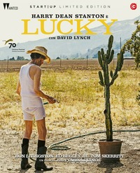 Cover Dvd Lucky (Blu-ray)