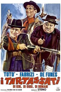 Cover Dvd I tartassati (DVD)