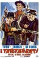 Cover Dvd DVD I tartassati