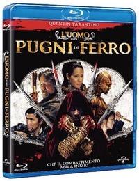 Cover Dvd L' uomo con i pugni di ferro (Blu-ray)