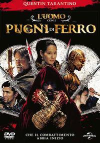 Cover Dvd L' uomo con i pugni di ferro (DVD)