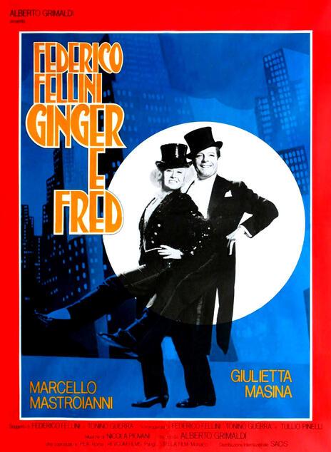 Ginger e Fred (DVD) di Federico Fellini - DVD