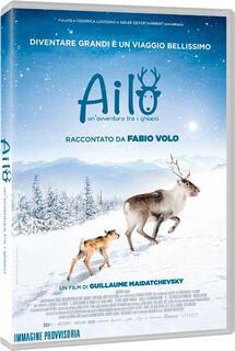 Film Ailo. Un'avventura tra i ghiacci (DVD) Guillaume Maidatchevsky