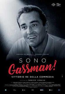 Sono Gassman Vittorio! Re della commedia (DVD) di Fabrizio Corallo - DVD