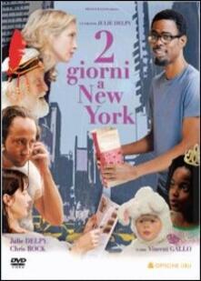 2 giorni a New York (DVD) di Julie Delpy - DVD