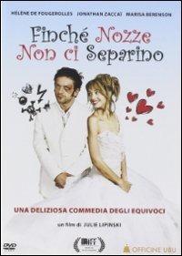 Cover Dvd Finché nozze non ci separino (DVD)