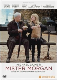 Cover Dvd Mister Morgan (DVD)